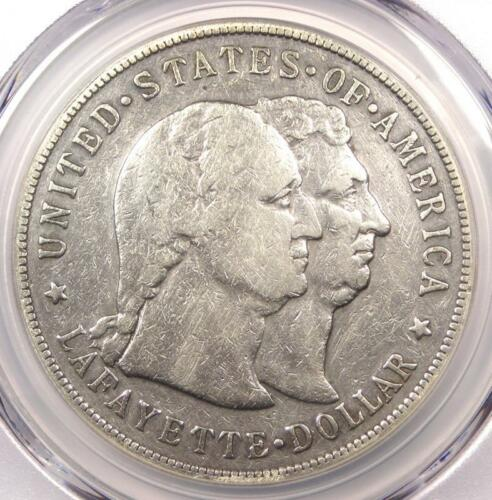 1900 Lafayette Silver Dollar $1 - PCGS VF Details - Rare Certified Coin!