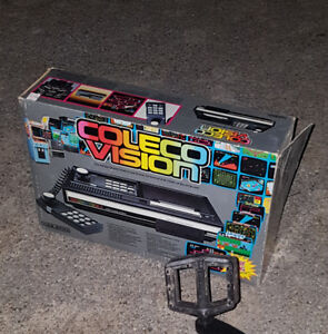 COLECOVISION - NEW IN BOX!!  NEVER OPENED!!!!
