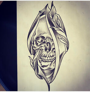 Grimm Skull Tattoo 4 U at 3140 Dundas St. West Toronto