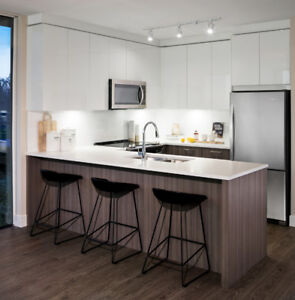 New & Spacious 2 Bedrooms at River District Vancouver