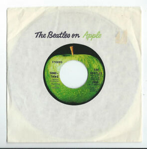 "Apple  records paper 7"" sleeves"