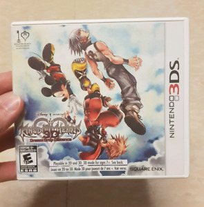 Kingdom hearts 3DS