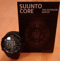 SUUNTO CORE SUMMIT OUTDOOR BAROMETER WATCH (UNISEX) Worth $340+