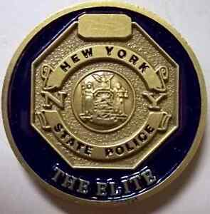 New York State Police The Elite Coin