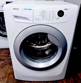 8kg Zanussi Washing Machine - Free local delivery and fitting