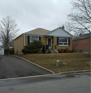 Three (3) Bedroom House for Rent - Downsview