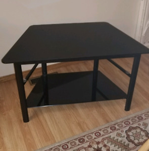 Black TV Stand/Table