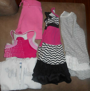 Girl's size 4 clothes