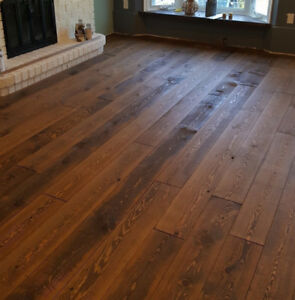 Custom Wide Plank Flooring