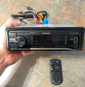 Car CD Stereo - Bluetooth/USB and Remote Control