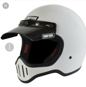 Casque Simpson m50 small