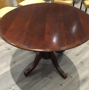 """42"""" Wooden Dining Table"""