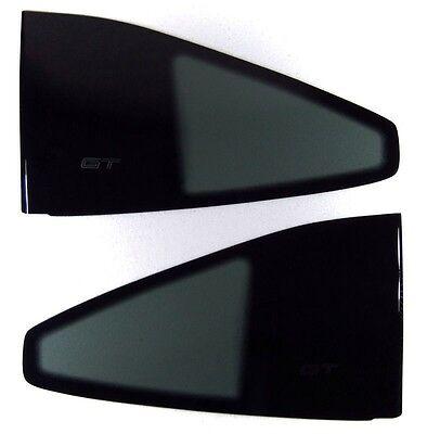 86 87 88 FIERO GT QUARTER WINDOWS SAIL PANEL GLASS SET