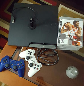 Sony Playstation 3 Console Bundle PS3