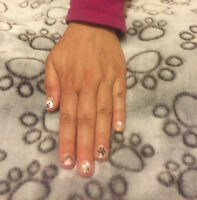 Girls LOVE Nail Art! Birthday Party Activity 4 Her BIG DAY! Spa
