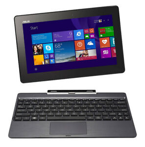 "ASUS Transformer Book 10.1"" Detachable 2-in-1 Touchscreen Laptop"