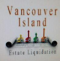VANCOUVER ISLAND ESTATE LIQUIDATORS - CUSTOMER SERVICE FIRST