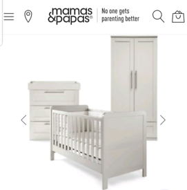 Mamas & Papas furniture