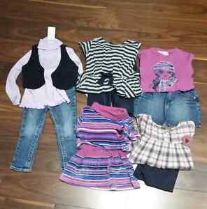10 pc Girl's Size 2-3 Lot