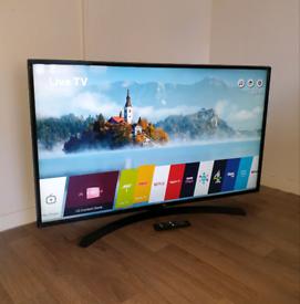 "LG 49"" Smart 4k UHD HDR Webos tv"
