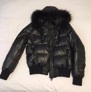 Rag and Bones Bomber winter jacket
