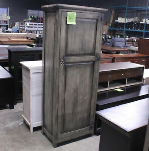 Heritage Rustic Large Cabinet