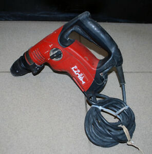 Hilti TE 6-S Corded Rotary Hammer Drill