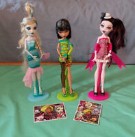 Dawn of the Dance Monster High Dolls & accessories