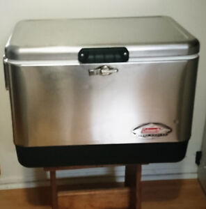 Coleman Stainless Steel Cooler (54-qt)