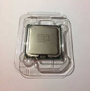 CPU - Intel Core 2 Duo e6750 LGA775