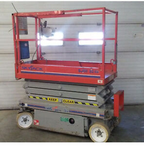2007 Skyjack SJIII3219 Electric Scissor Lift.