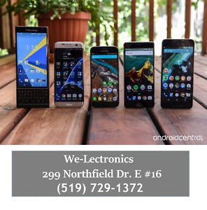 ⭐Cell Phones for Sale at We-Lectronics! iPhone, Samsung, Android