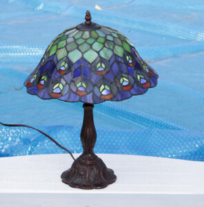 Beautiful Tiffany lamp