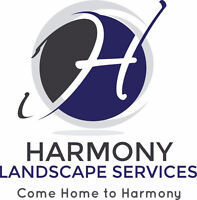HARMONY Landscape Services - Complete Maintenance from $150/mth