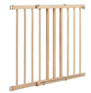 *Brand New* Evenflo Top of Stair Extra Tall Gate - Wood