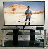 Toshiba 47L6200U Smart 3D TV with TV Stand