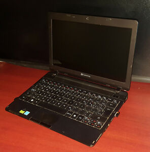 Ultrabook Gateway Core2 1.4Ghz / RAM 8G / DD 500G / Ecran 11.6