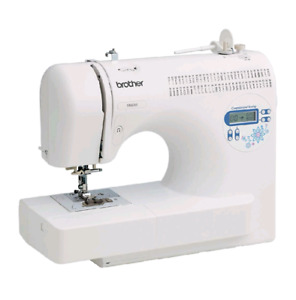 Brother XR6060 Computerized Sewing Machine- 60 built-in stitches