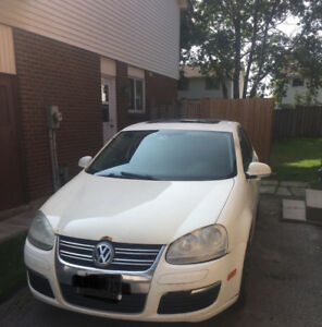 2007 Volkswagen jetta 2.5 fully loaded with winter tires!!!