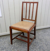 Estate Sale Furniture, Dining Chair (ca1902) England