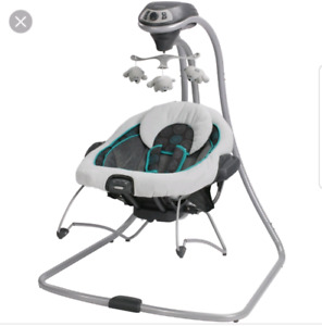 Graco DuetConnect Baby swing