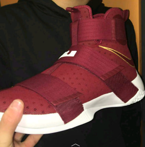 LeBron Soldier 10s (basketball shoes)