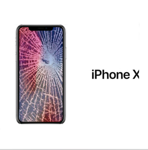 iPhone X Screen Repair $199 / Original Part + 1hr Service