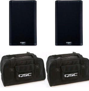 Qsc k8.2 paire speakers