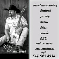 Chanteur country