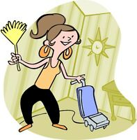 House Cleaner w/excellent references and reasonable rates