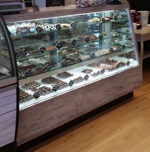 Beautiful 6' Custom Climate Controlled Display Case