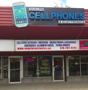 cell phone repair, accesssories and electronics