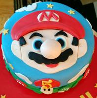 Gâteau personnalisé! / Customized cake!