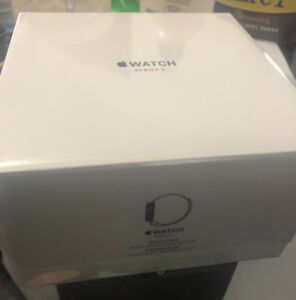 Apple Watch Series 3(GPS+Cellular)42mm Space Black Stainless Ste